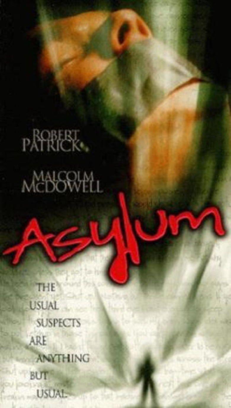 Asylum (1997 film) movie poster