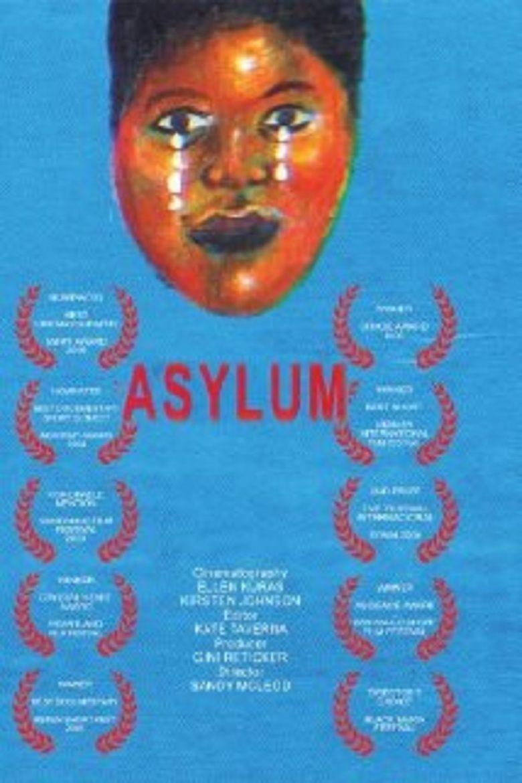 Asylum (2003 film) movie poster