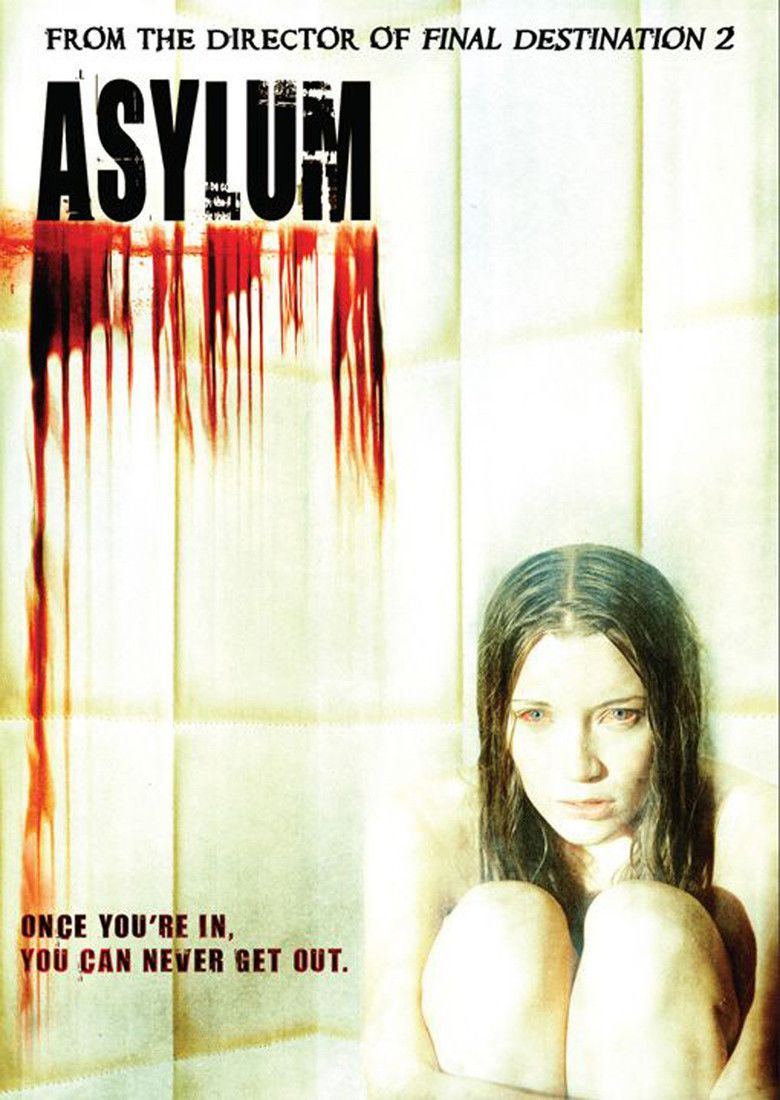 Asylum (2008 film) movie poster
