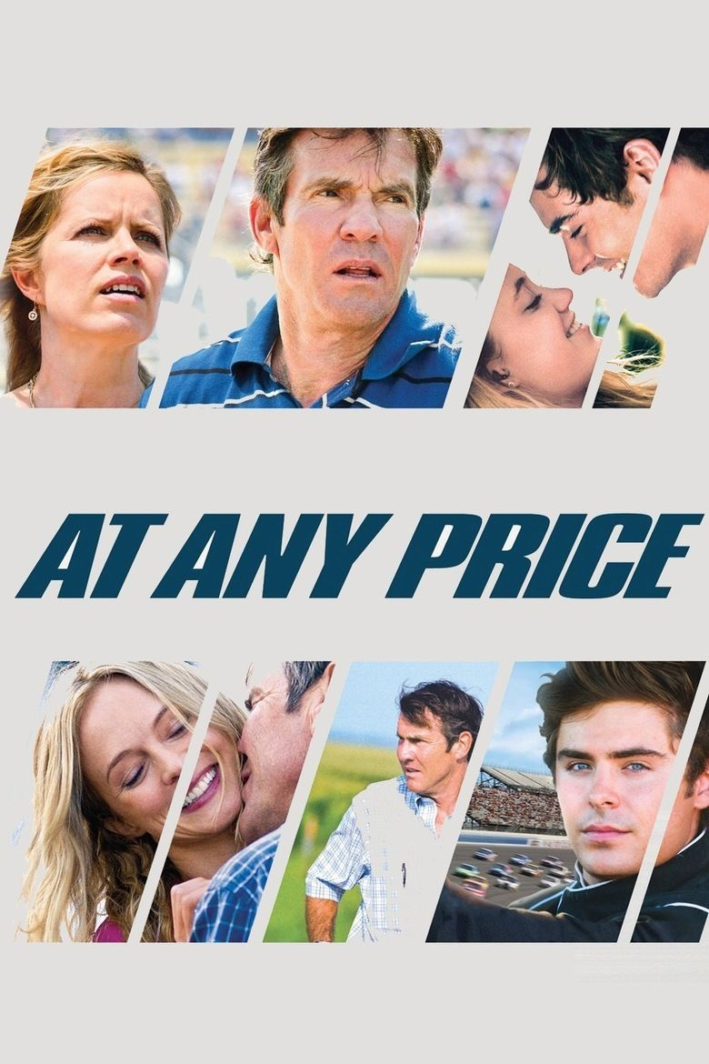 At Any Price (film) movie poster