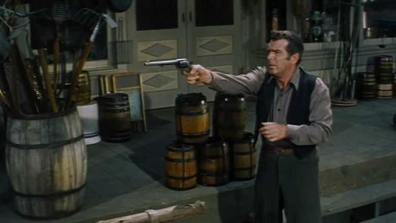 At Gunpoint movie scenes