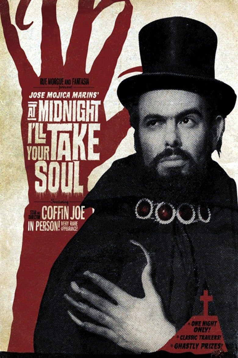 At Midnight Ill Take Your Soul movie poster