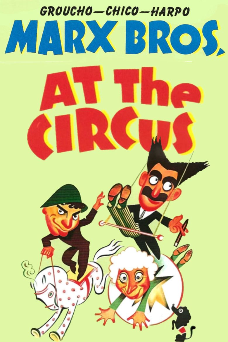 At the Circus movie poster
