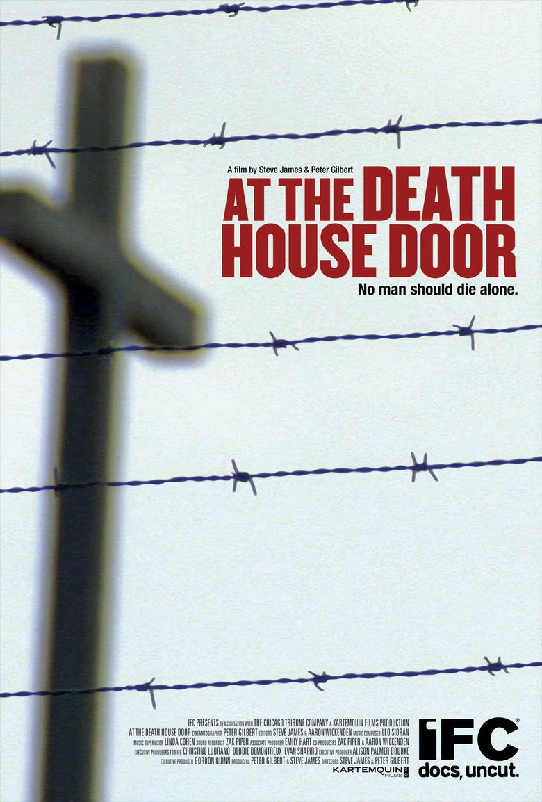At the Death House Door movie poster