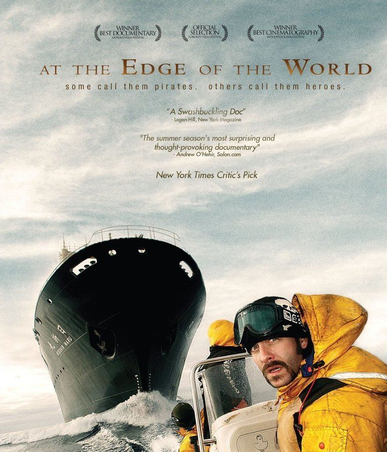 At the Edge of the World (2008 film) movie poster