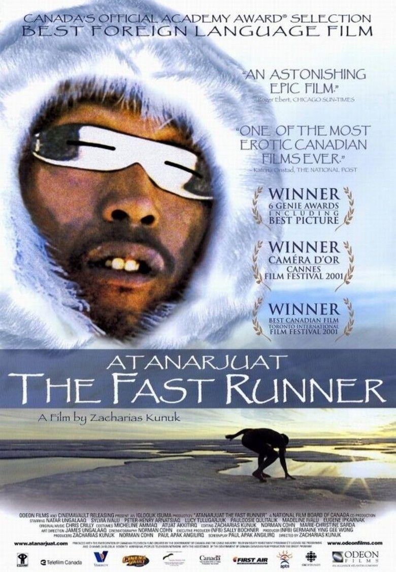 Atanarjuat: The Fast Runner movie poster