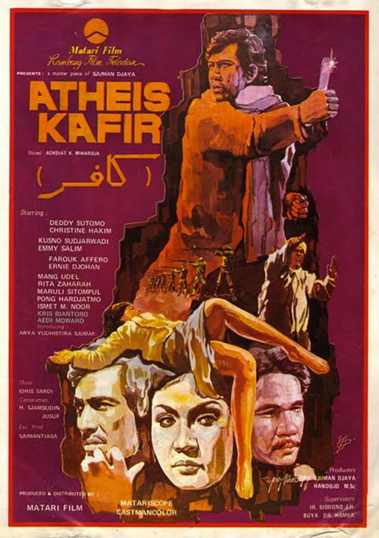Atheis (film) movie poster