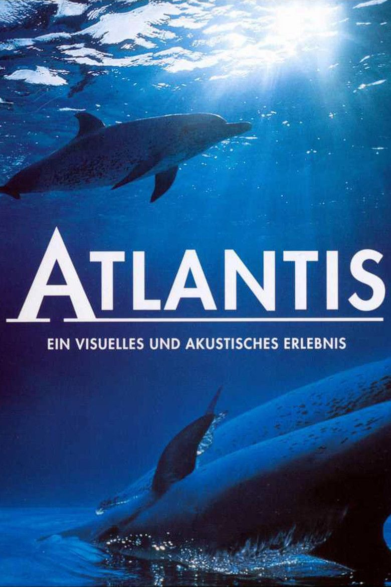 Atlantis (1991 film) movie poster