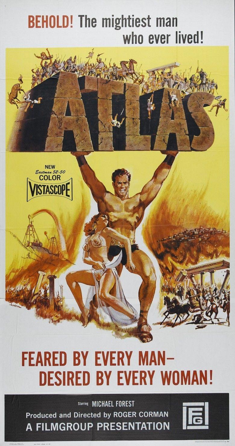 Atlas (film) movie poster