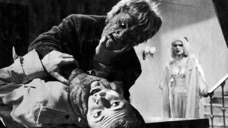Atom Age Vampire movie scenes
