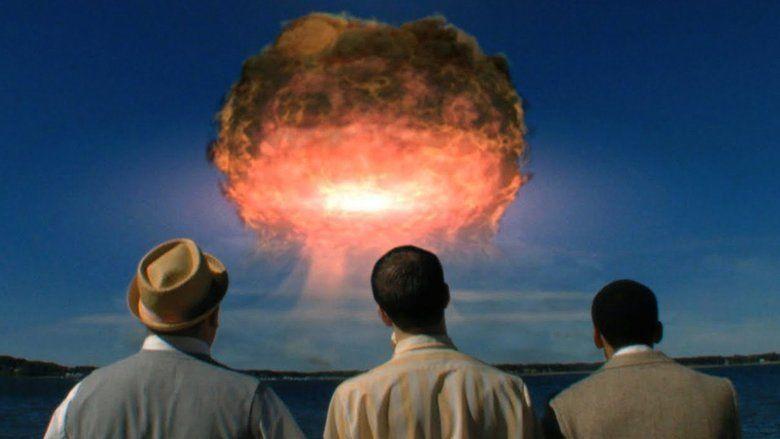 Atomic Brain Invasion movie scenes
