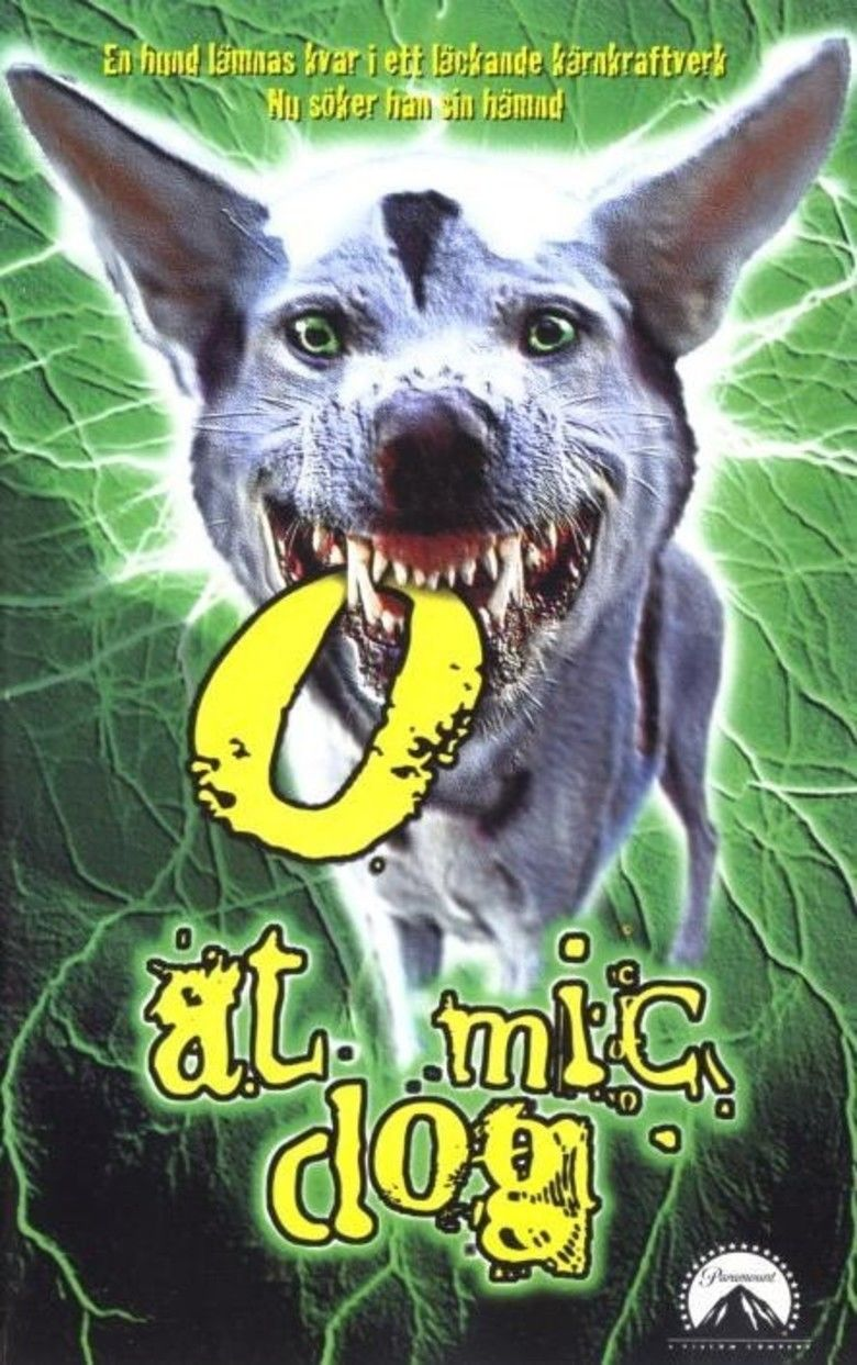 Atomic Dog (film) movie poster