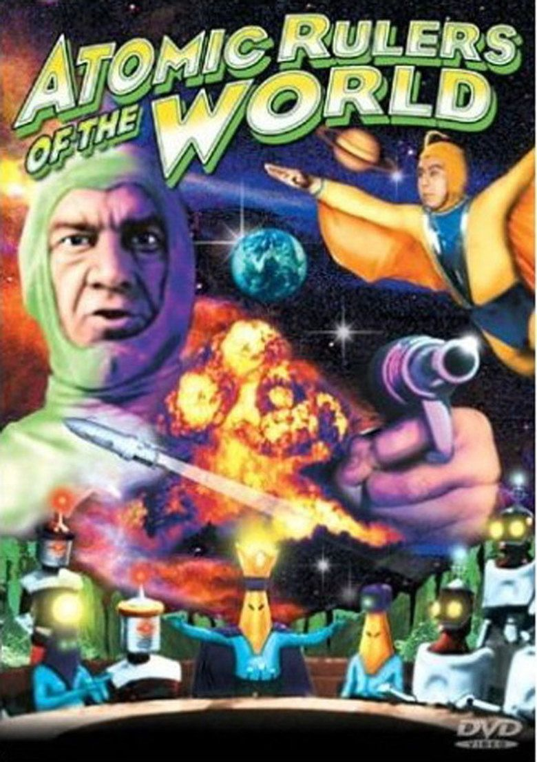 Atomic Rulers of the World movie poster