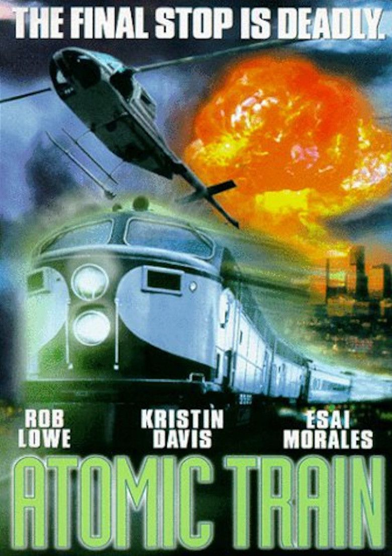 Atomic Train movie poster