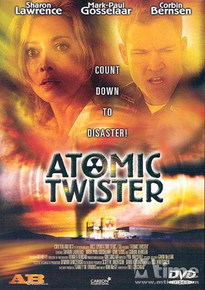 Atomic Twister movie poster