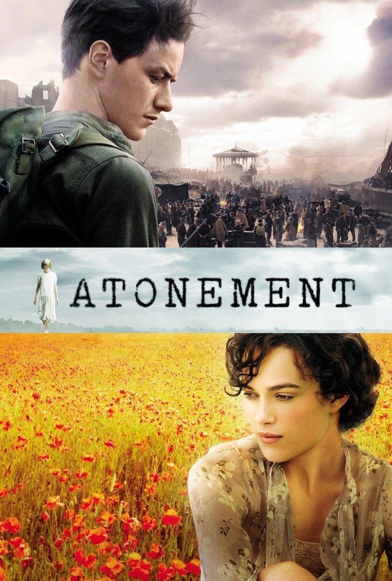 Atonement (film) movie poster