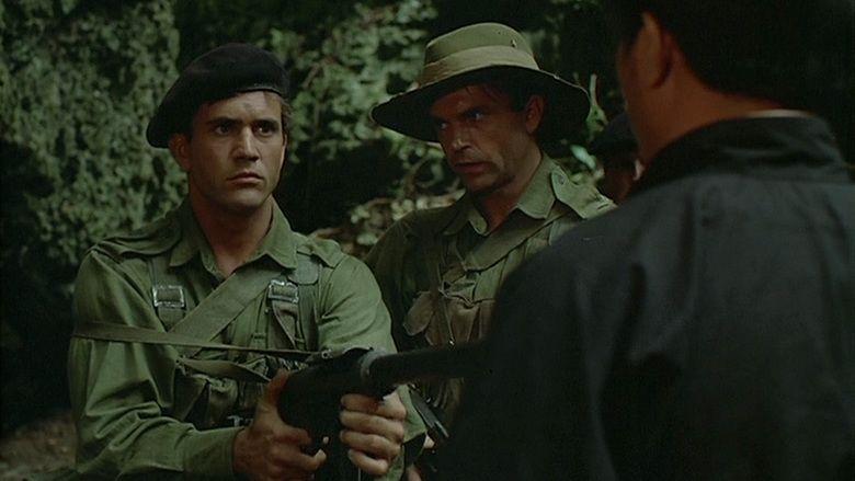 Attack Force Z movie scenes