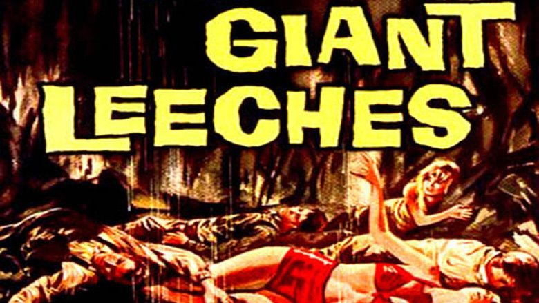 Attack of the Giant Leeches movie scenes