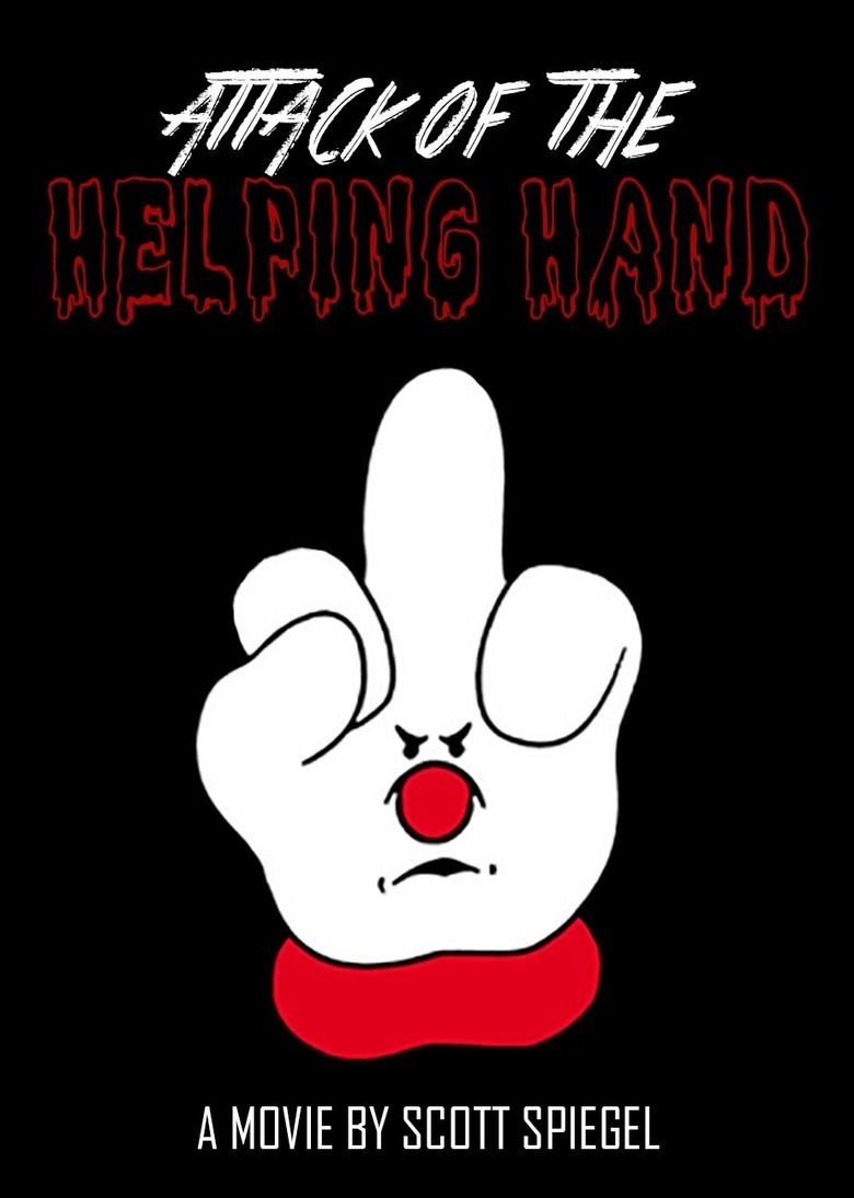 Attack of the Helping Hand movie poster