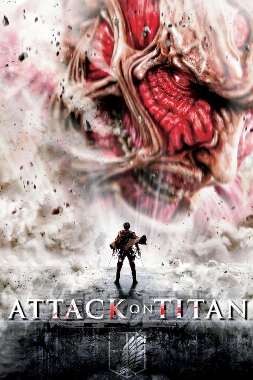 Attack on Titan (film) movie poster