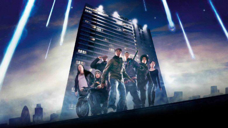Attack the Block movie scenes