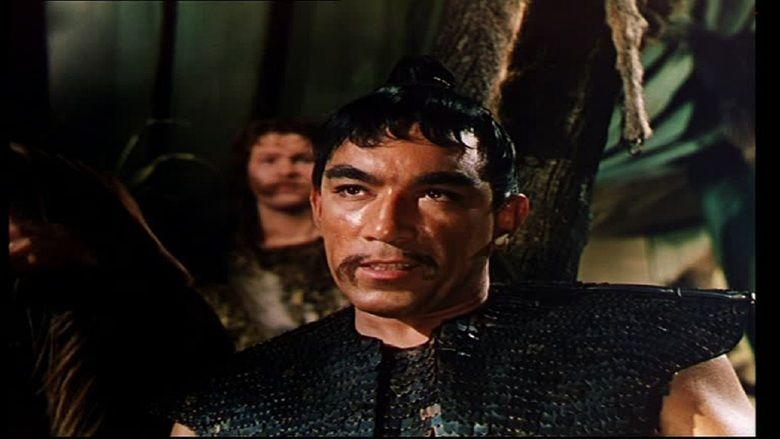 Attila (1954 film) movie scenes