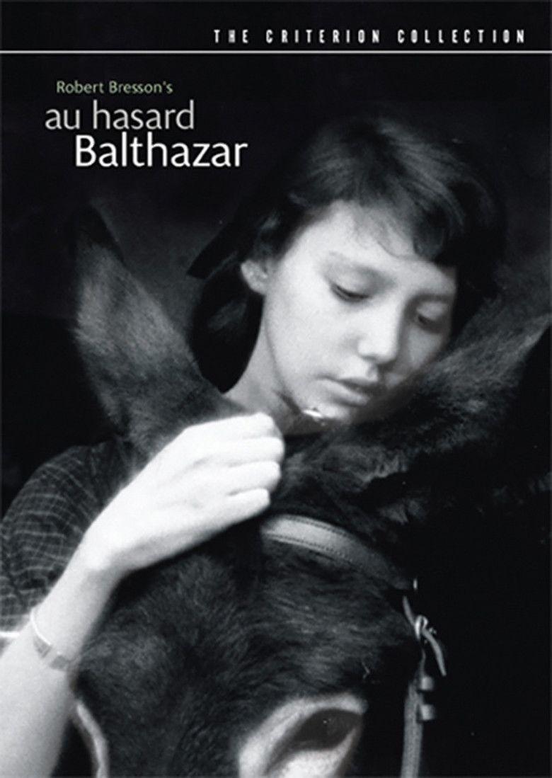 Au Hasard Balthazar movie poster