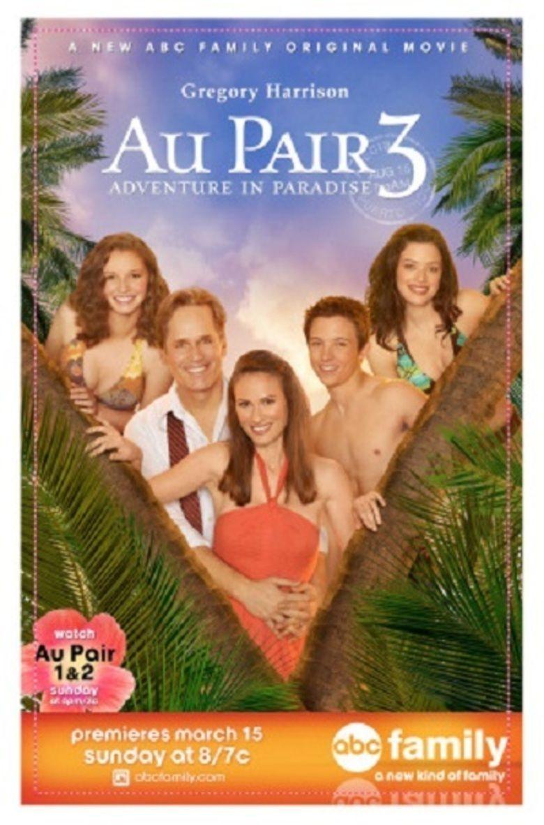 Au Pair 3: Adventure in Paradise movie poster