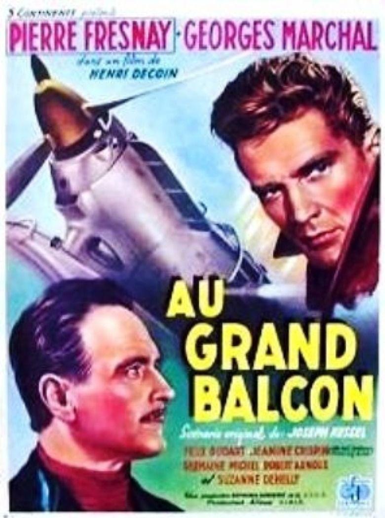 Au grand balcon movie poster