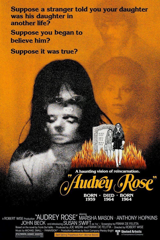 Audrey Rose (film) movie poster