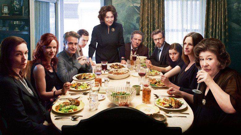 August: Osage County (film) movie scenes