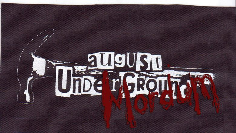 August Undergrounds Mordum movie scenes