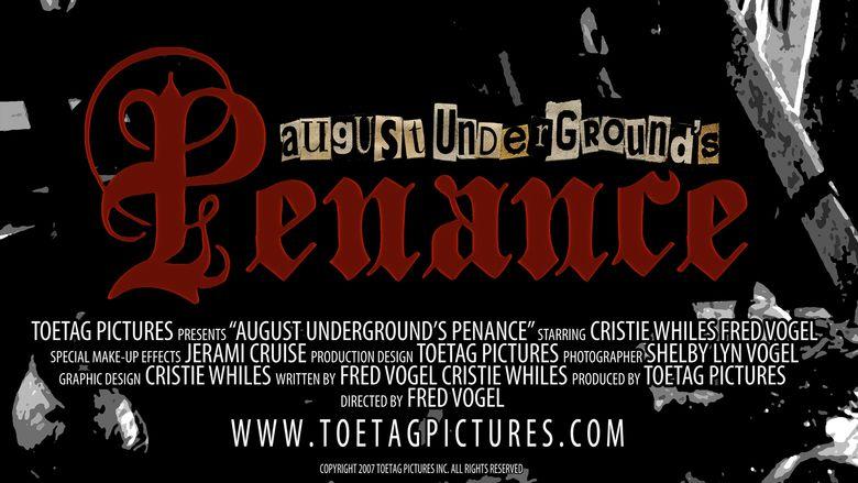 August Undergrounds Penance movie scenes