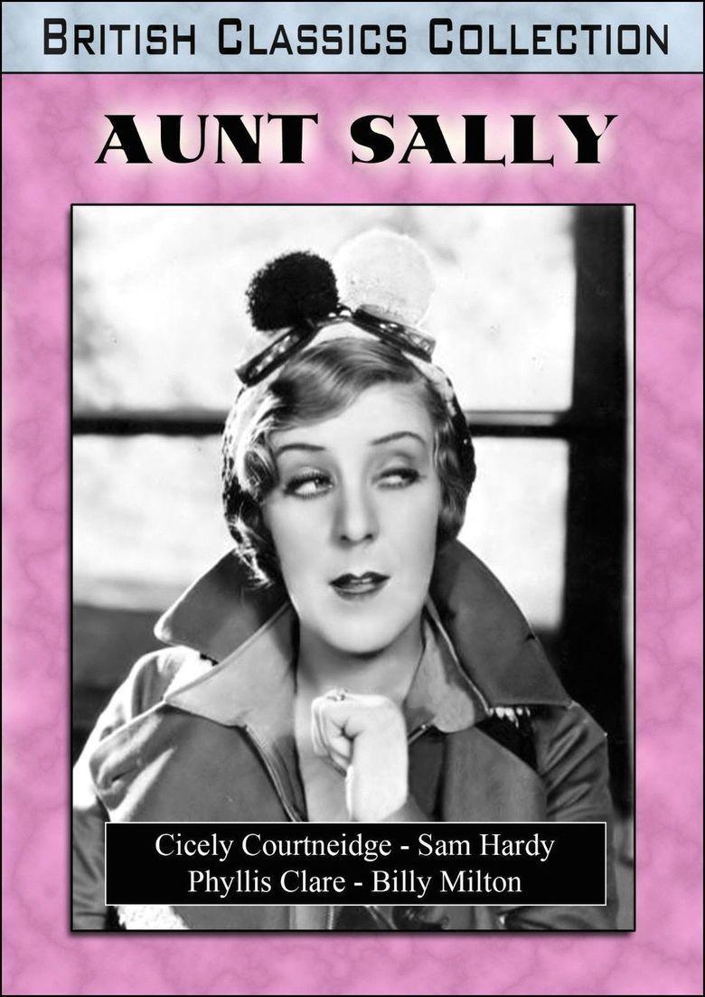 Aunt Sally (film) movie poster