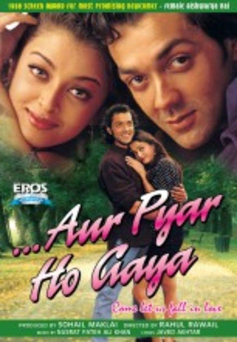 Aur Pyaar Ho Gaya movie poster