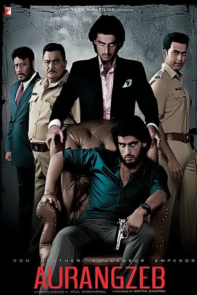 Aurangzeb (film) movie poster