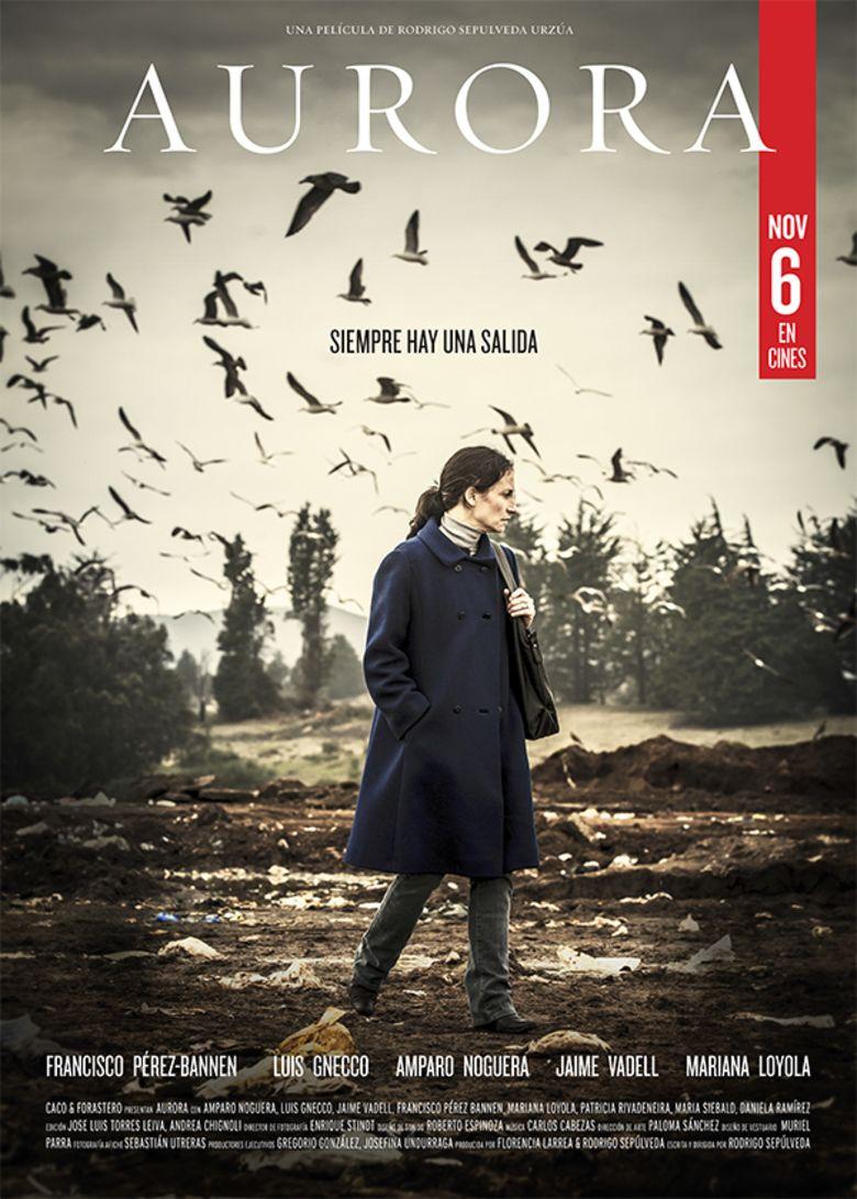 Aurora (2014 film) movie poster