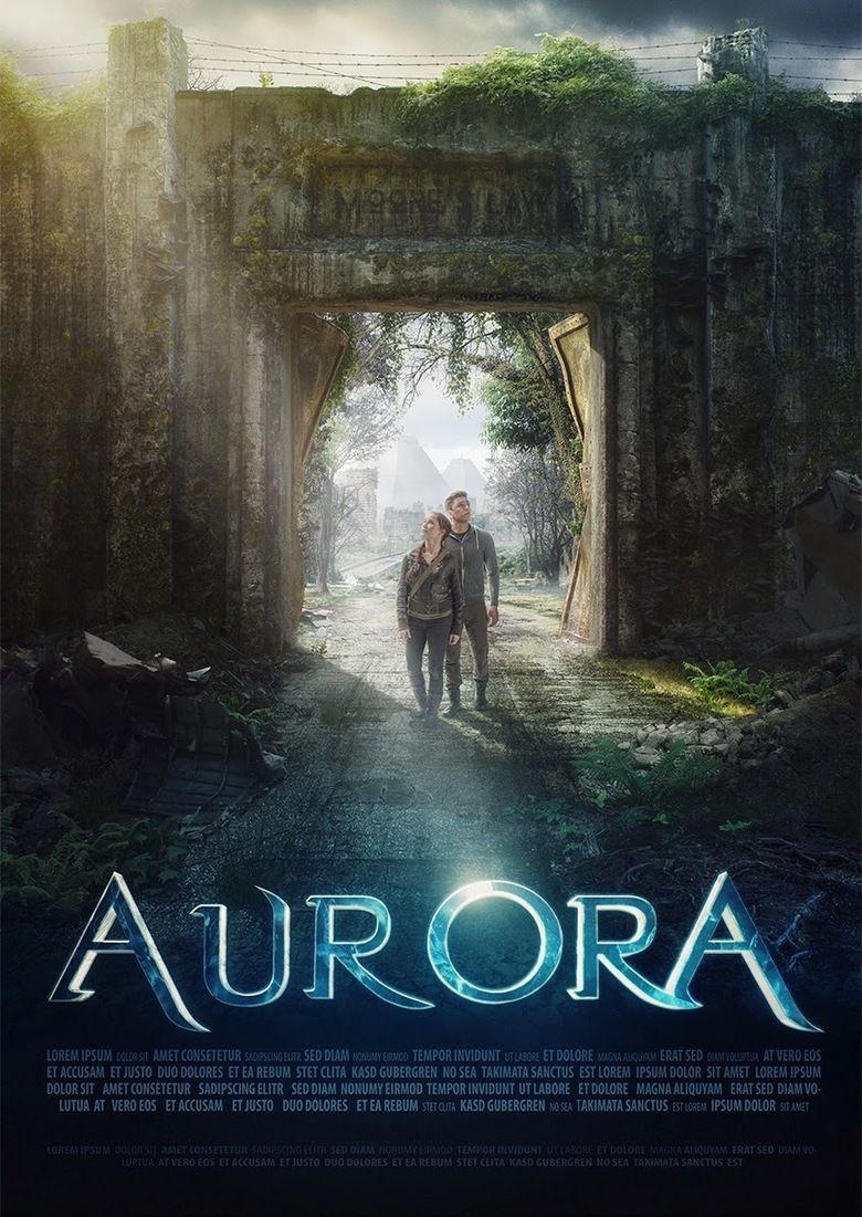 Aurora (2015 film) movie poster