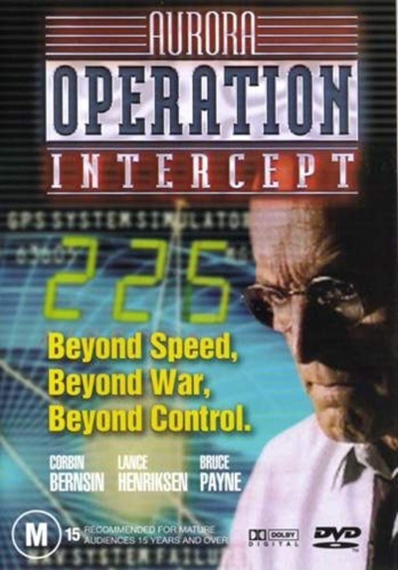 Aurora: Operation Intercept movie poster