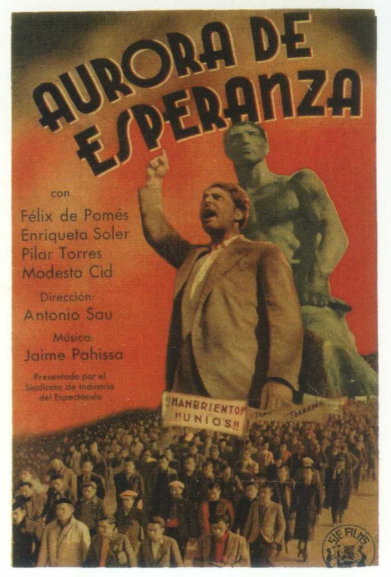 Aurora de esperanza movie poster