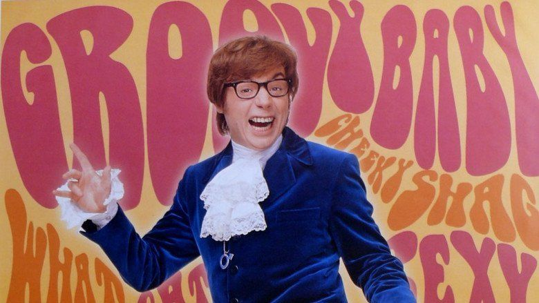 Austin Powers: International Man of Mystery movie scenes