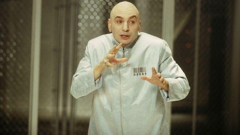 Austin Powers in Goldmember movie scenes