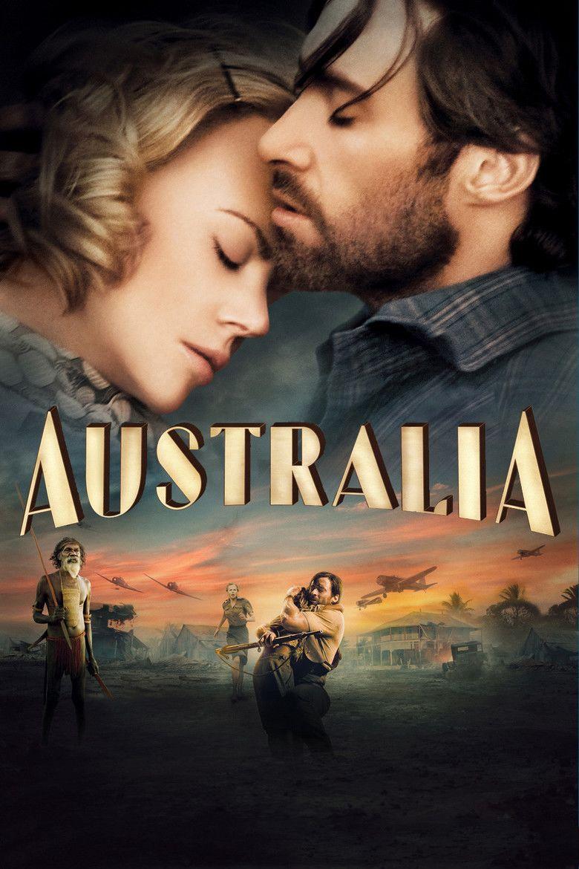 Australia (2008 film) movie poster