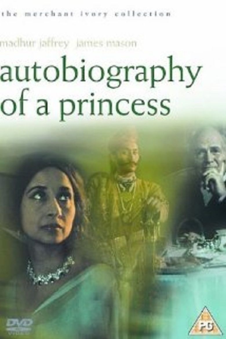 Autobiography of a Princess movie poster