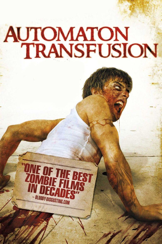Automaton Transfusion movie poster