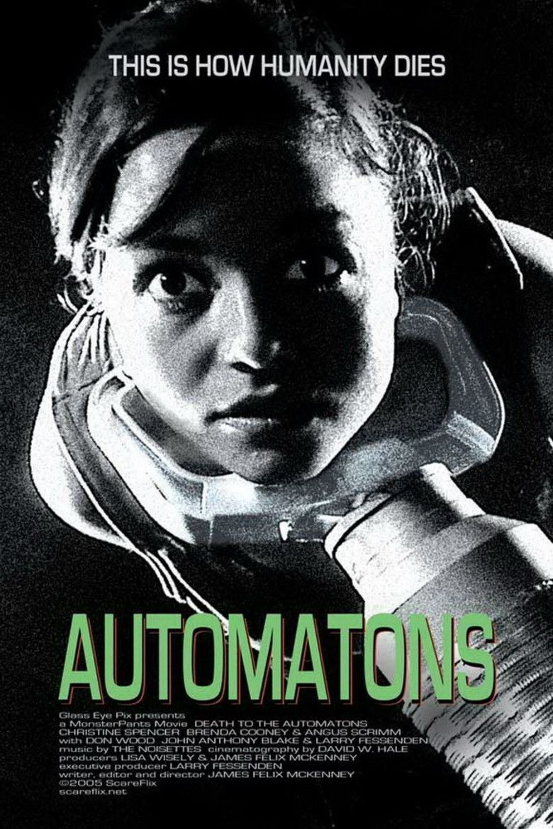 Automatons movie poster