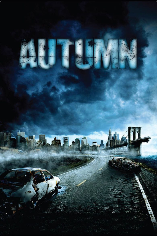 Autumn (2009 film) movie poster