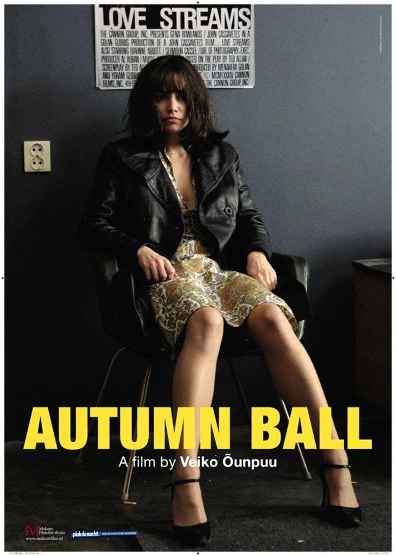 Autumn Ball movie poster