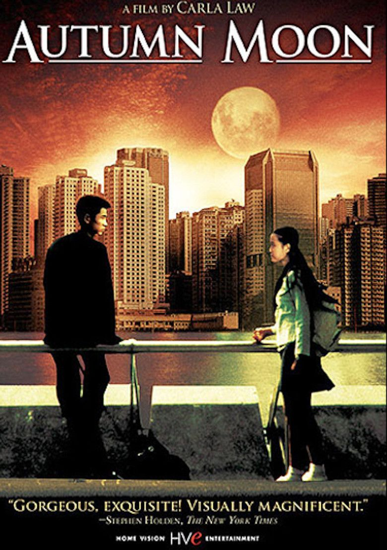Autumn Moon movie poster