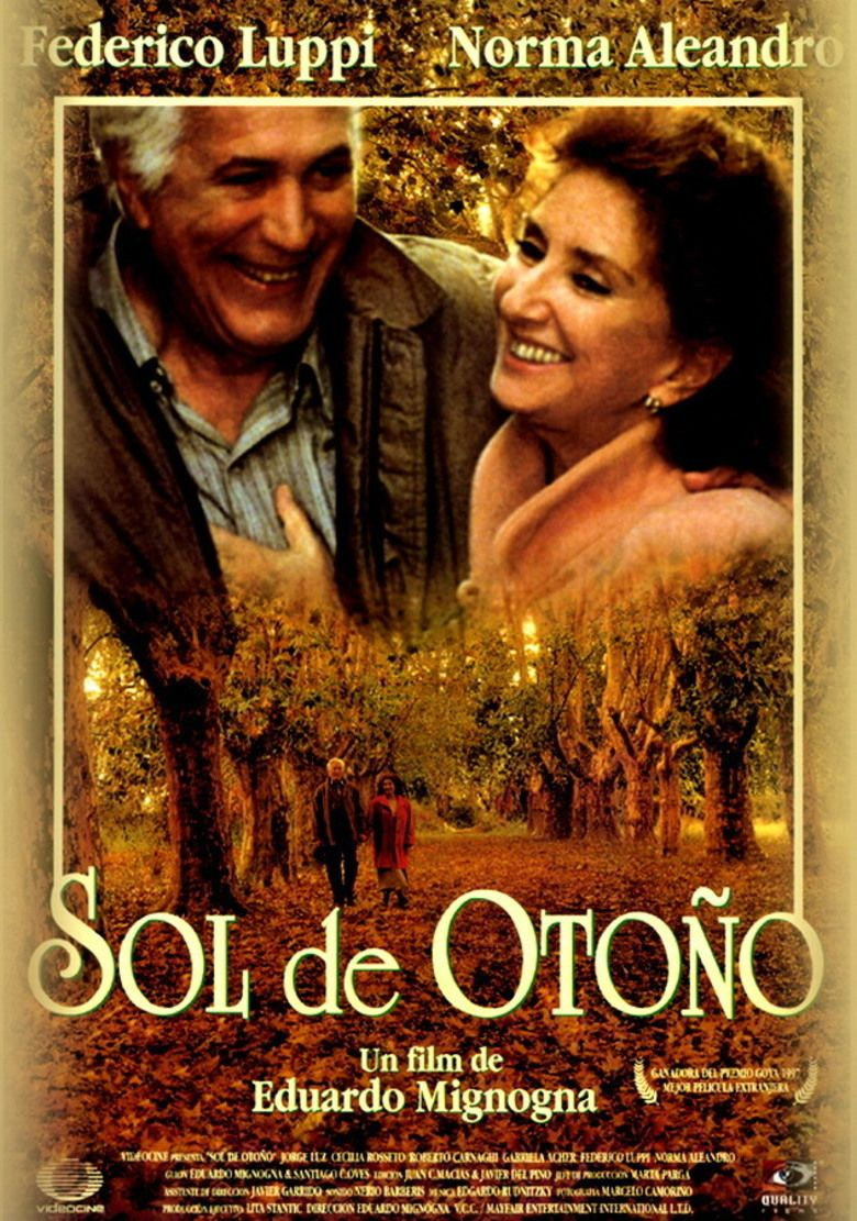 Autumn Sun movie poster
